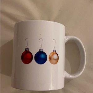 """Holiday coffee mug — """"Nice Balls"""""""